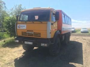 Вахта Камаз 5350